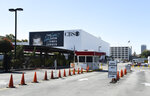 The entrance to CBS Television City studio is pictured, Friday, July 3, 2020, in Los Angeles. The CBS soap opera
