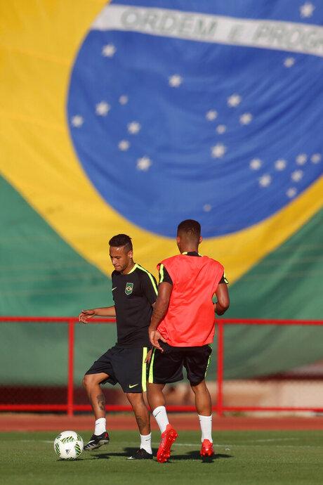 Neymar, Gabriel Jesus