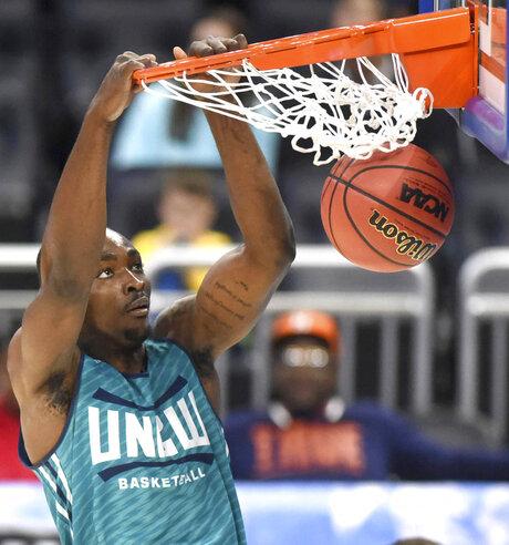 NCAA UNC Wilmington Basketball