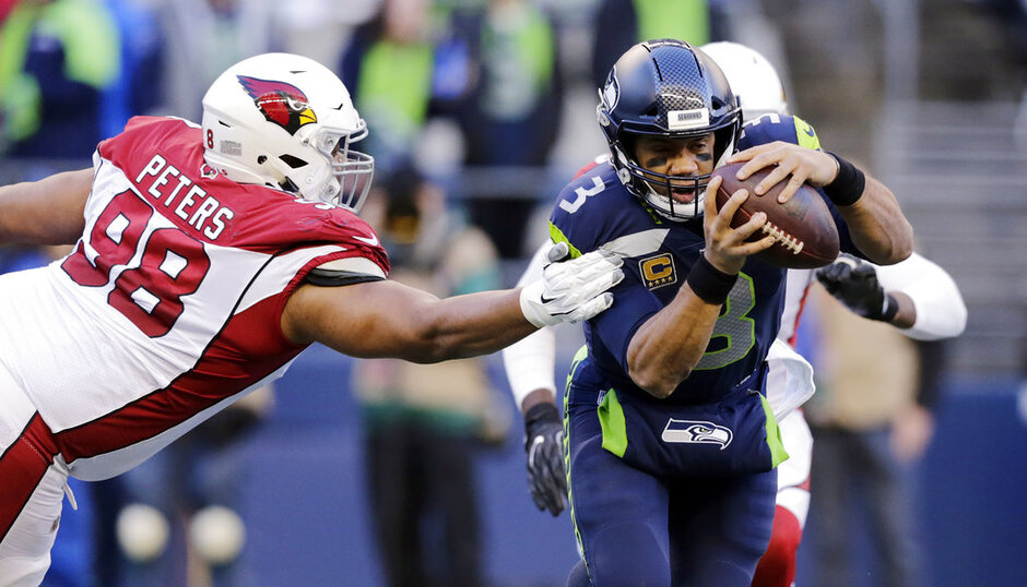 Cardinals Seahawks Football