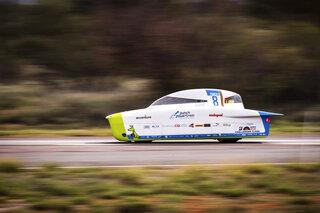 Australia Solar Race