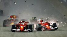 CAR F1 Ferrari Vettel
