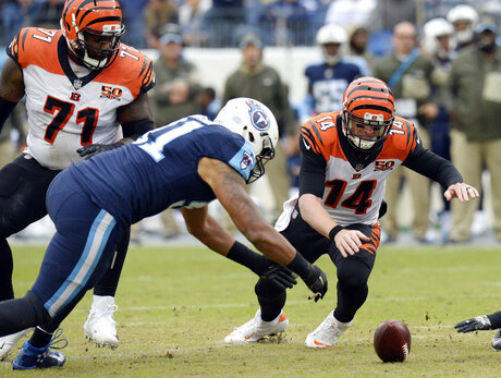 Andy Dalton, Derrick Morgan