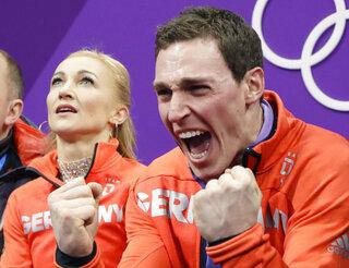 Pyeongchang Olympics Figure Skating Pairs