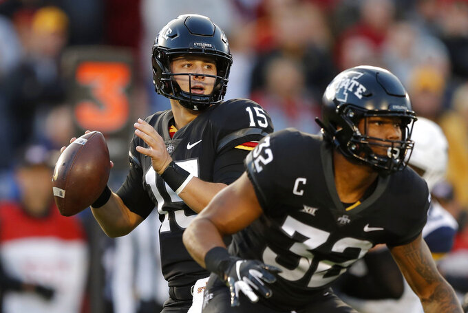 Defense, frosh QBs headline Tech-Iowa State matchup