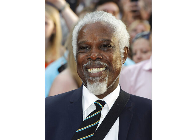 FILE - Billy Ocean arrives for the World premiere of