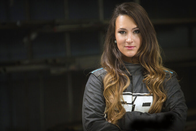 X Marks the Driver: X Games star Sara Price joins Ganassi