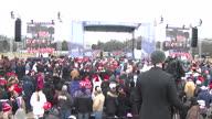 US DC Pro Trump Rally