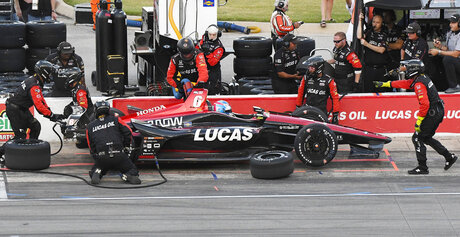IndyCar Texas Auto Racing