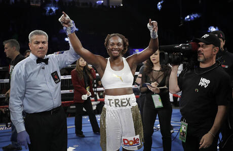 Olympians Cash In Boxing