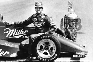 Indy 500 1985 Countdown Race 69 Auto Racing
