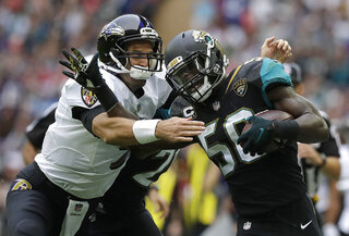 Joe Flacco, Telvin Smith