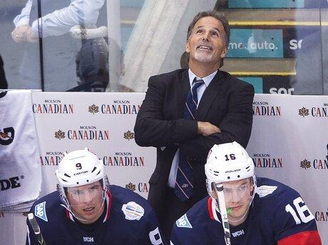 Canada World Cup of Hockey US Canada