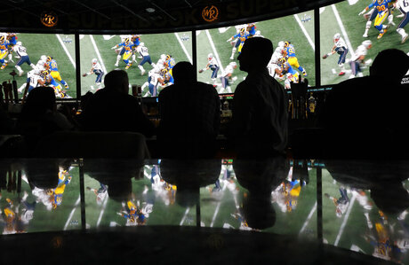 Super Bowl Sports Betting
