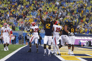 Youngstown St West Virginia Football