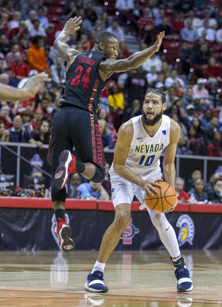 MWC UNLV Reno Basketball