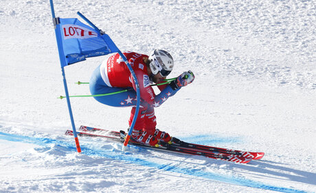 South Korea Ski WCup Men's Super G