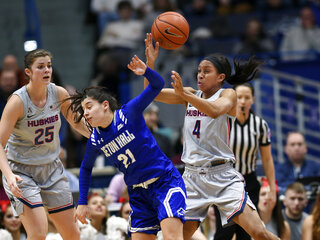 Seton Hall Connecticut Basketaball