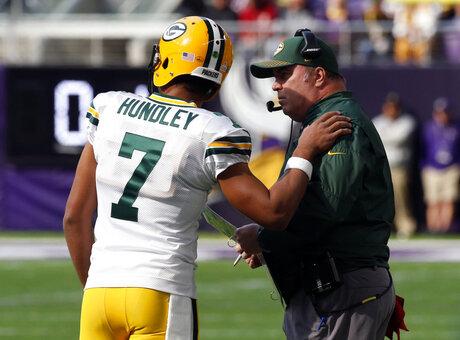 Packers Bye Football