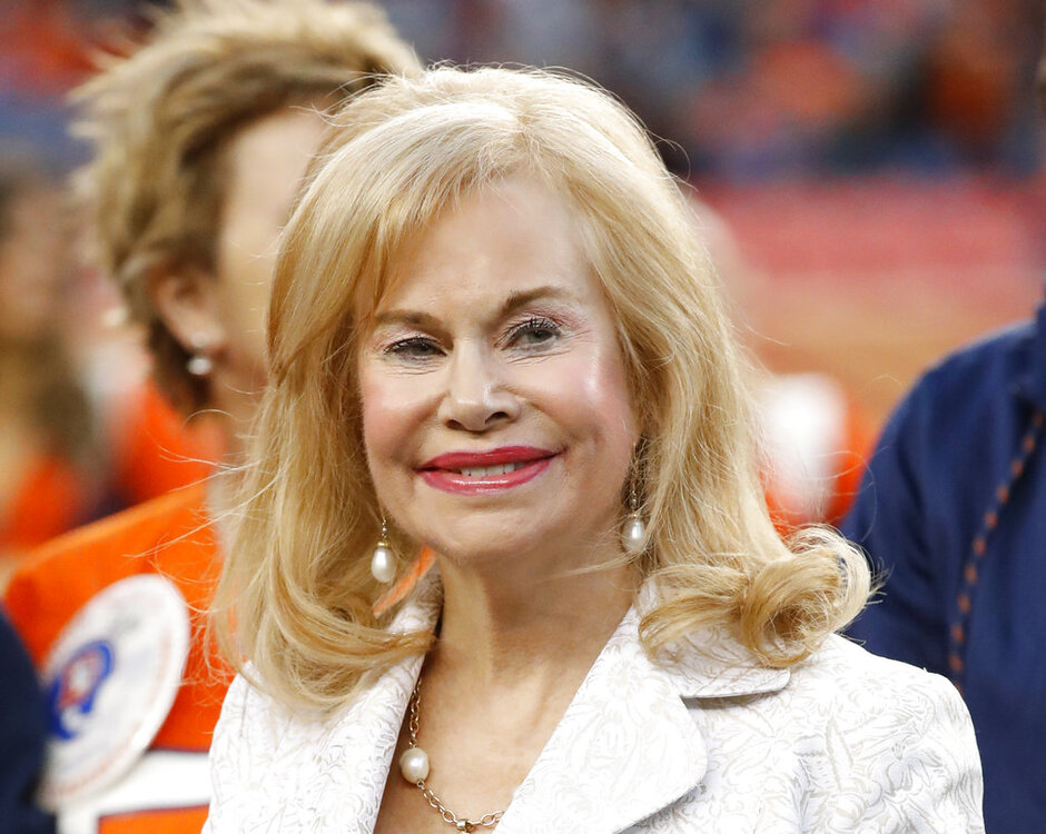 Broncos Annabel Bowlen Football