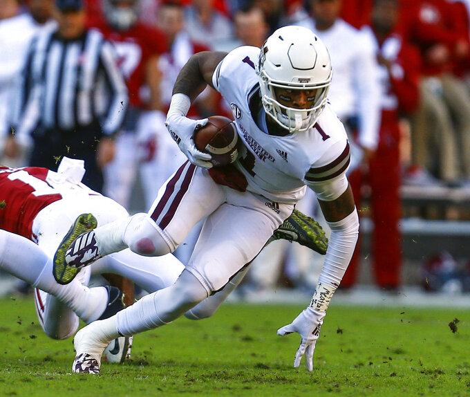 Mississippi State faces 'reality' of disappointing season