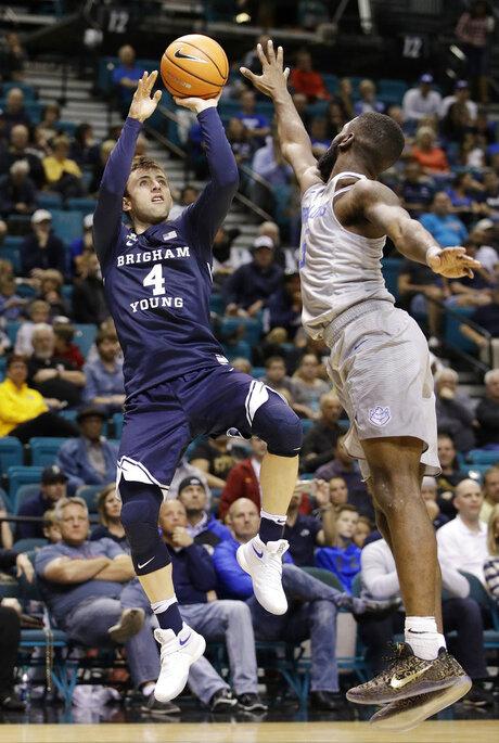 BYU Guards Basketball