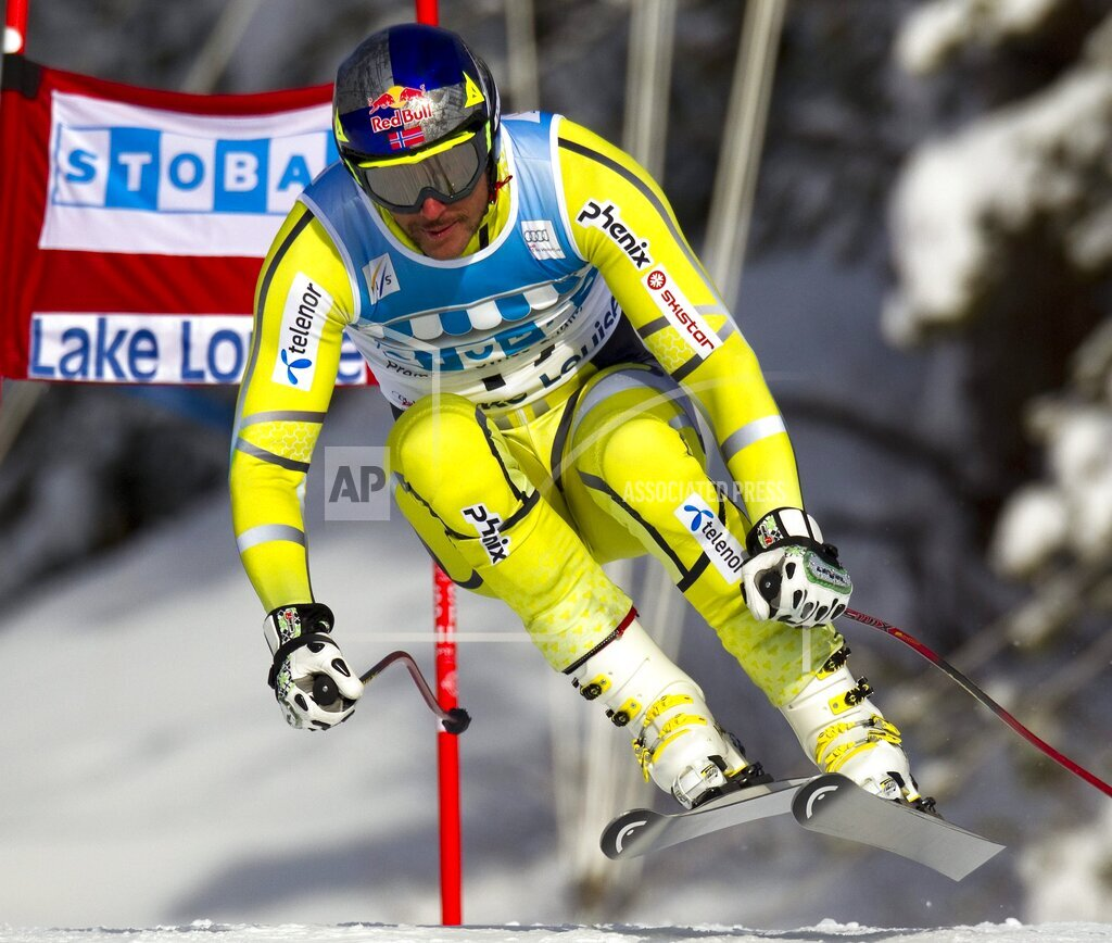Canada WCup Downhill Skiing