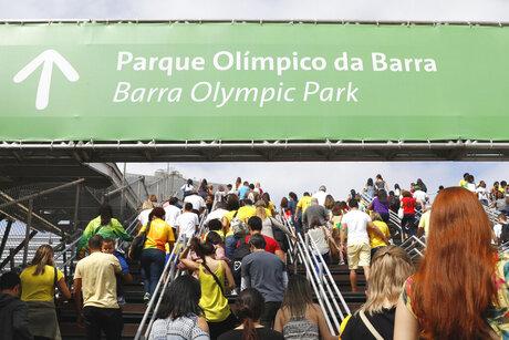 Paralympics Attendance