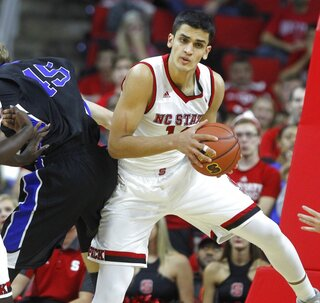 NC State Yurtseven Debut Basketball
