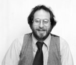 FILE - In this Jan. 25, 1978, file photo, Associated Press staffer Jonathan Wolman, of the Washington Bureau, poses for a photo. Wolman, who over more than 45 years in journalism served as editor and publisher of The Detroit News and previously worked as a reporter, Washington bureau chief and executive editor at The AP, died Monday, April 15, 2019, in Detroit. He was 68.  (AP Photo/File)