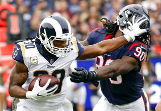 Rams Gurley Football