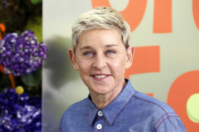 FILE - Ellen DeGeneres attends the premiere of Netflix's